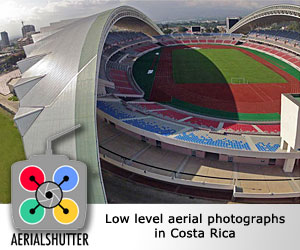 AerialShutter.com - Low level aerial photographs in Costa Rica